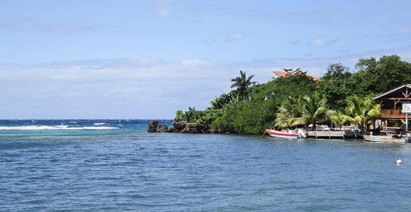 Travel in Honduras Beach