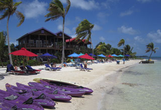 Beaches of Ambergris Caye