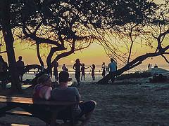 Tamarindo's sandy beaches