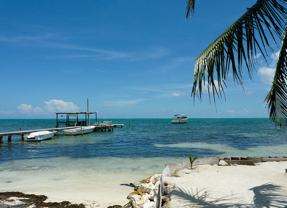 Finding Peace and Beauty in Caye Caulker, Belize