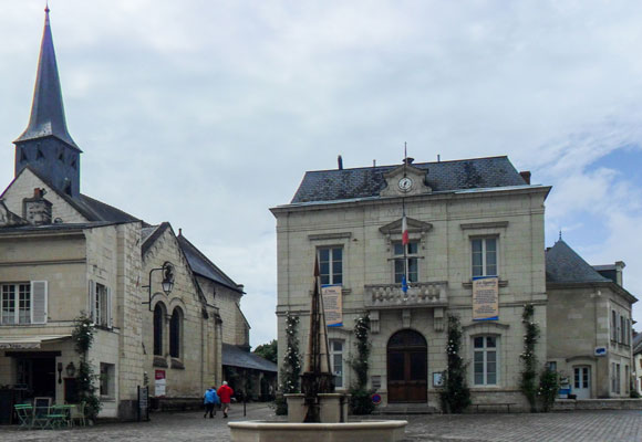 Fontevraud-L'-Abbaye.