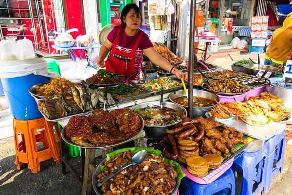Fresh and Tasty Food in Thailand