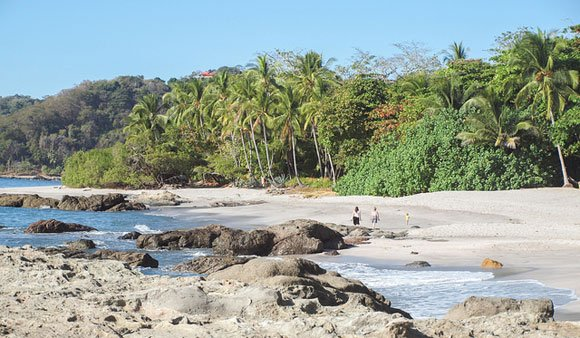 The Jet Set Are Hot for This Costa Rican Beach Town