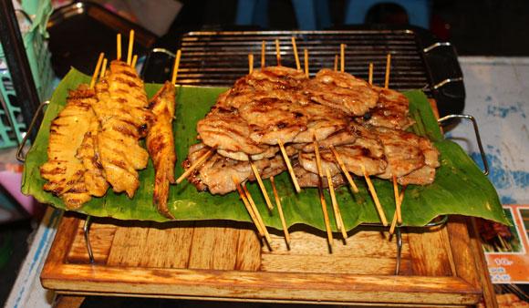 Popular Chiang Mai Street Food