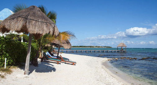 Beach Towns on the Riviera Maya