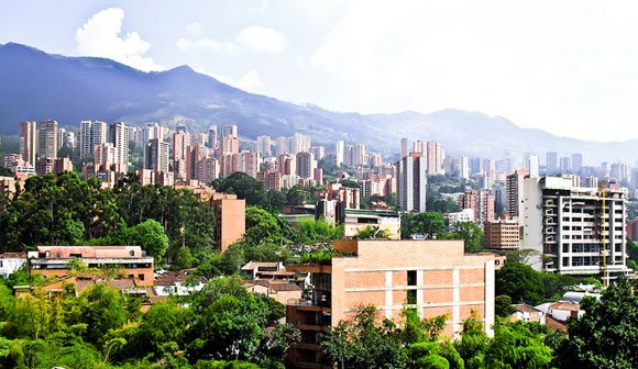 Yoga, Fresh Coffee, and Champagne in Medellin, Colombia