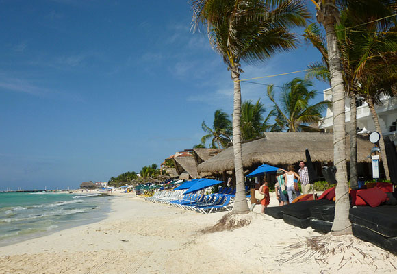 Opportunity to Profit on Mexico's Caribbean Coast