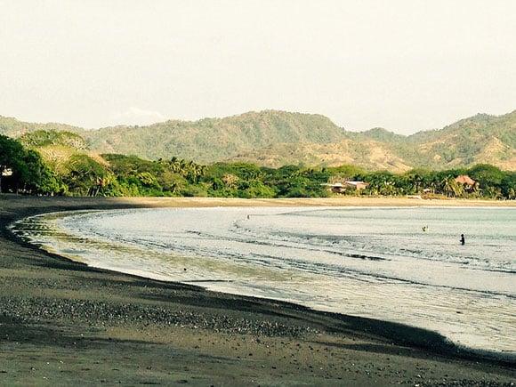 "The Beaches of Costa Rica's ""Gold Coast"""