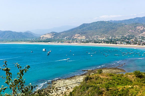 In Pictures: Ecuador's Most Affordable Beach-Town Getaways