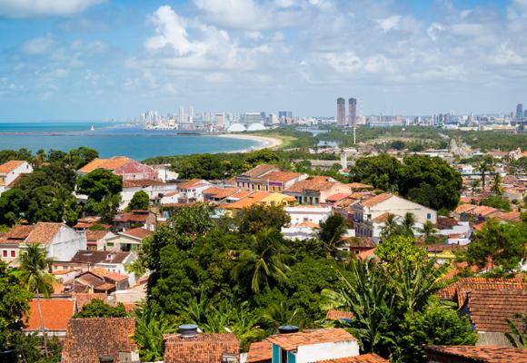 The Prettiest Beach Towns on Brazil's Northeast Coast