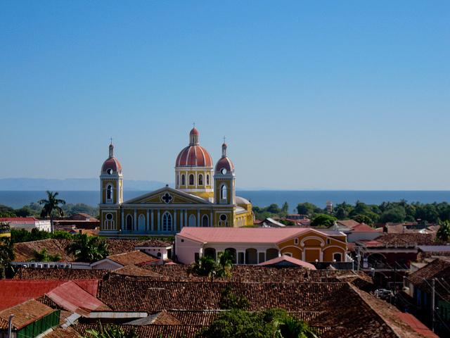 Making Nacatamales, a Traditional Nicaraguan Dish