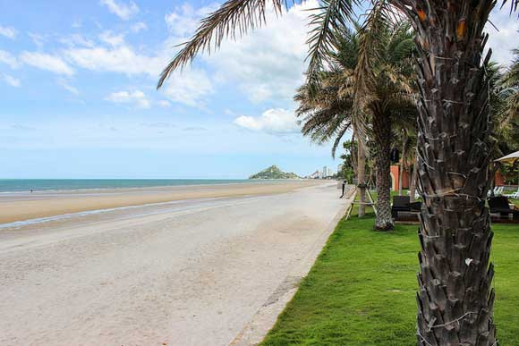Rent by the Beach in Thailand from $500 a Month