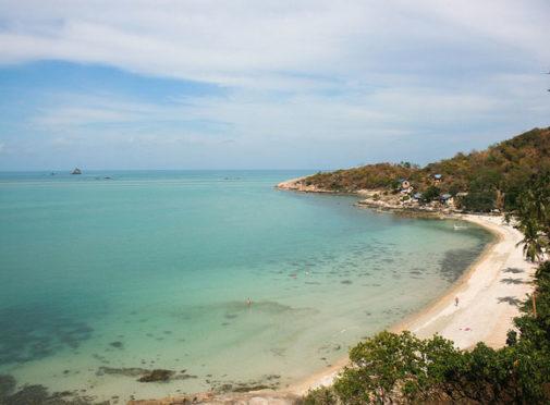 The Tropical Island of Koh Samui