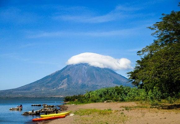 Ometepe-Island,-Lake-Nicaragua.-Nicaragua.-2