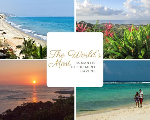 The World's Most Romantic Retirement Havens