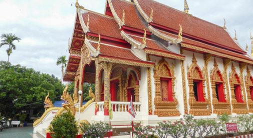 Doi Saket, Chiang Mai, Thailand