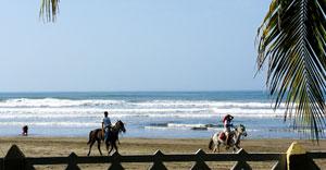 Masachapa Beach, Nicaragua Pacific Coast