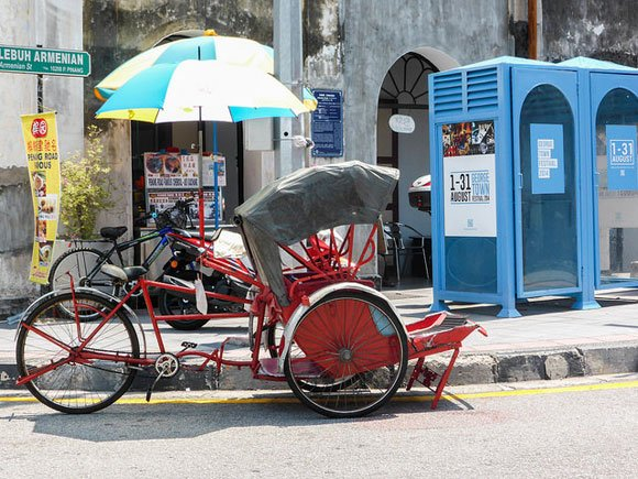 Penang, Malaysia Fit in