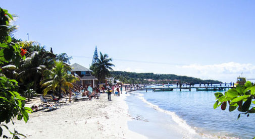 Roatan West Bay, Roatan, Bay Islands, Honduras