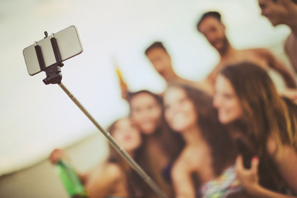 You Can't Prop Up the Economy with a Selfie Stick