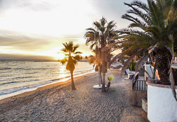 Beaches, Romance, and Rent of $540 a Month in Europe