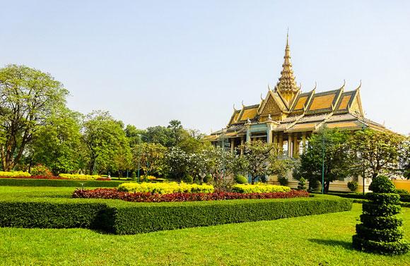 Retire in Cambodia