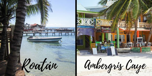 Ambergris Caye vs Roatán: Which Caribbean Island Would You Retire to?