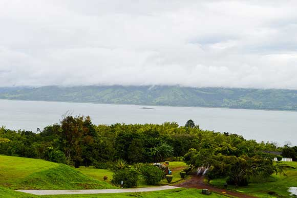Home to both Costa Rica's largest volcano and its largest freshwater lake, Arenal is perfect if you're after a laidback retirement.