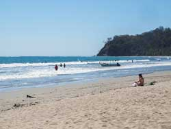 Playa Samara, Nicoya Peninsula, Costa Rica