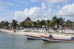 Puerto Morelos,Mexico