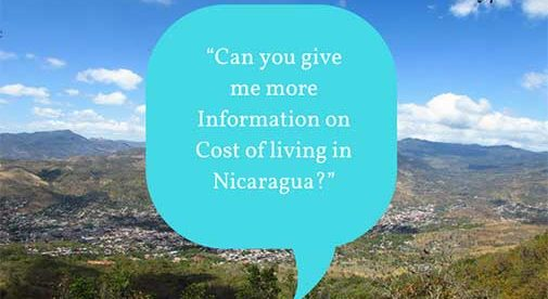 """Can you give me more Information on Cost of living in Nicaragua?"""