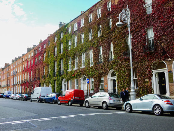 Dublin is a great place to stay while trying to get your Irish passport