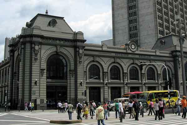 Medellin Train Station, Medellin, Colombia