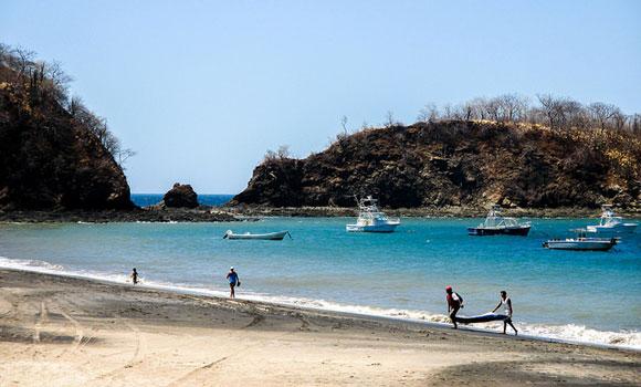 Playa Ocotal, Northern Pacific Coast, Costa Rica