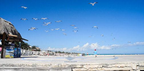 Playa del Carmen, Mexico, Latin America