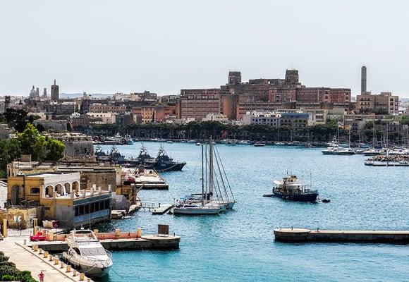 Slide 1 Valletta