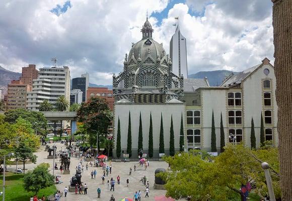 Slide 4 Medellín
