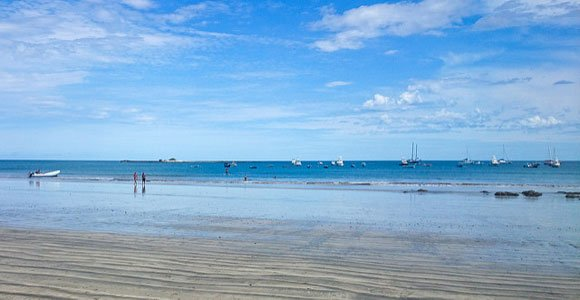 Feeling at Home and Happier Than Ever in Beach-Town Costa Rica
