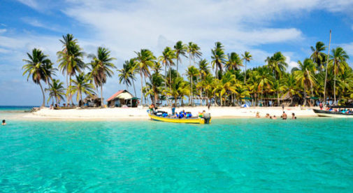 San Blas Islands, Panama, Playon Chico