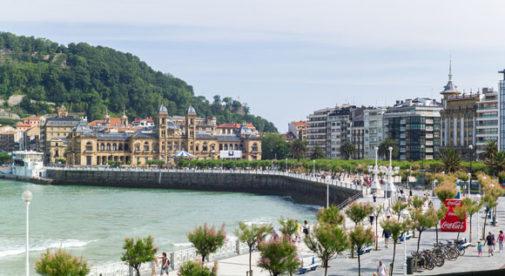 San Sebastian, Urban Beach Towns