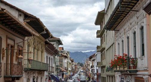 Cuenca Retirement in Ecuador