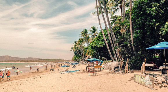 Join Me on a Photo Tour of Beach-Town Costa Rica