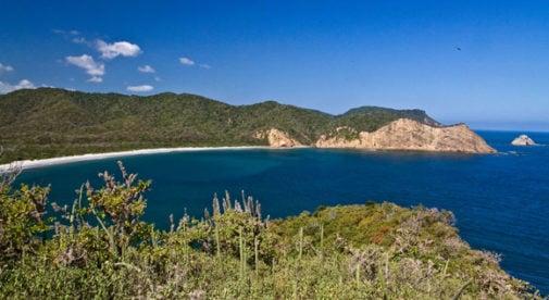 Los Frailes, Ecuador's Coast