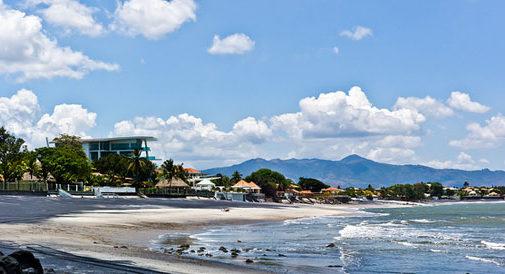 Coronado beach, Panama