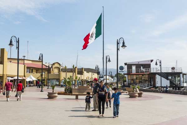 Ensenada An Attractive Port City