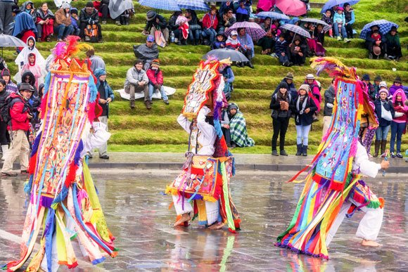 5 Festivals You Won't Want to Miss in Ecuador
