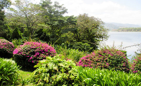 The Orosi Valley, Costa Rica