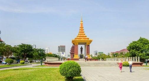 Phnom Penh, Cambodia Visa and Residence