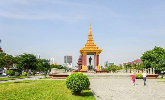 Cambodia Visa and Residence