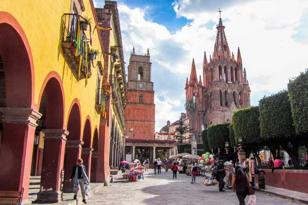 San Miguel de Allende Rich in Culture